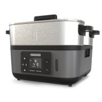 Пароварка Morphy Richards Intellisteam 470 006