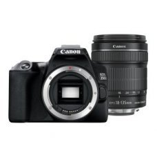 Canon EOS 250D + EF-S 18-135mm IS STM (черный)