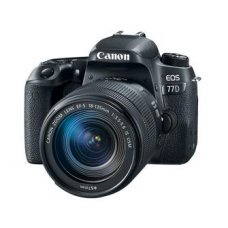 Фотоаппарат Canon EOS 77D Kit (18-135 mm) IS USM