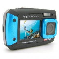 Фотоаппарат EASYPIX Aquapix W1400 Active Черно-синий