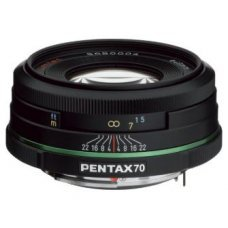 Объектив Pentax DA 70 mm f/2,4 LIMITED
