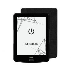 "inkBOOK Prime HD 6"" + чехол Yoga (night black)"