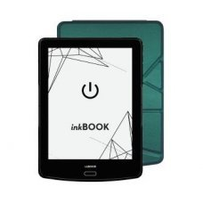 "inkBOOK Prime HD 6"" + чехол Yoga (oxford green)"