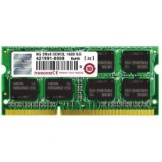Transcend JetMemory 8 гб DDR3L 1600 CL11 SO-DIMM