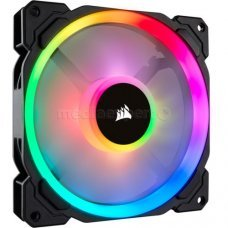 Вентилятор CORSAIR LL140 RGB LED Dual Light Loop (ЧТО-9050073-WW)