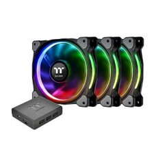 Вентиляторы Thermaltake Riing Plus 14 RGB 3 Fan Pack