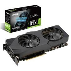 Видеокарта ASUS GeForce Dual RTX 2070 SUPER O8G EVO 8GB