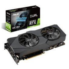 Видеокарта ASUS Dual GeForce RTX 2080 SUPER EVO V2 OC 8GB