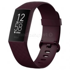 Smartband FITBIT Charge 4 Бордовый