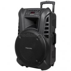 Power audio KRÜGER&MATZ KM1715 Черный