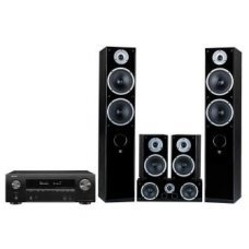 Denon AVR-X1600H, Уилсон RAPTOR 7/1/VOCAL (черный)