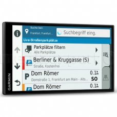 GPS-навигатор Garmin DriveSmart 61 LMT-S WiFi Europe